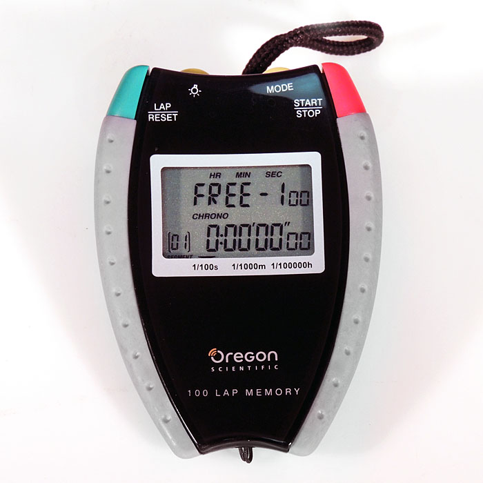 Oregon Scientific 100 Lap Professional Stopwatch Sl928d