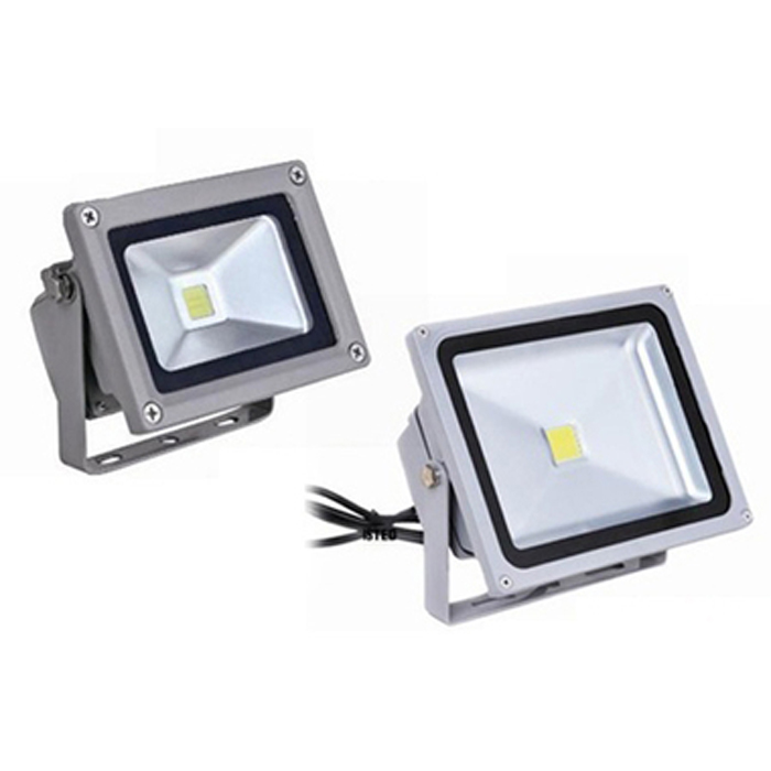 1 X Outdoor 30w Led Floodlight