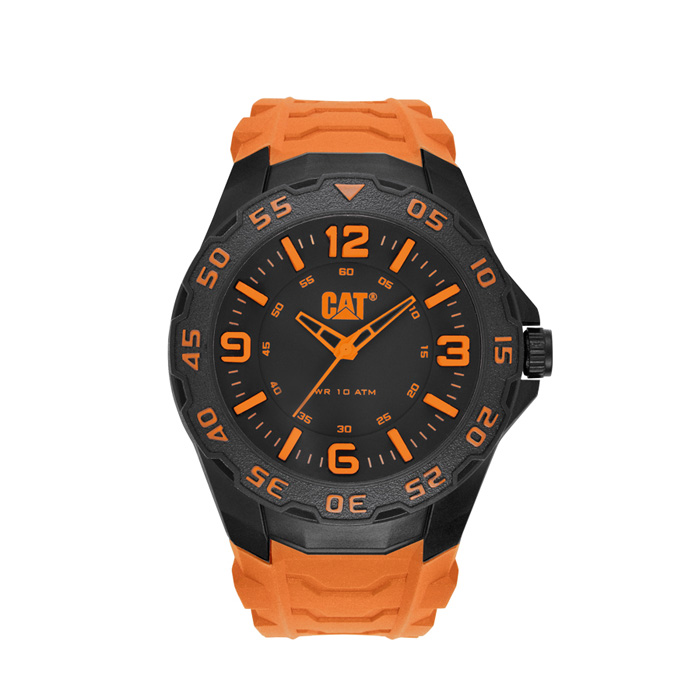 Motion Mens Analog Plastic Watch Catlb 111 24 134