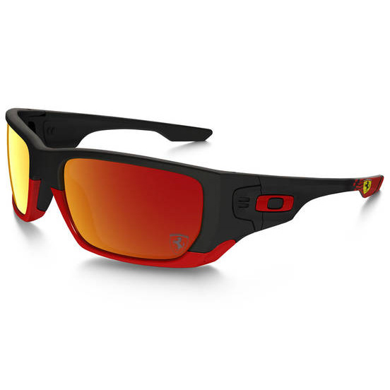 Oakley Ferrari Special Edition Matte Black