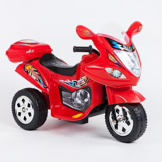 Subaki Bike Junior Red