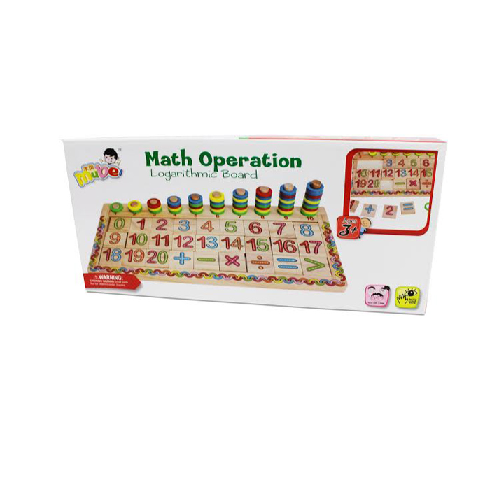 Learning Play Set Maths