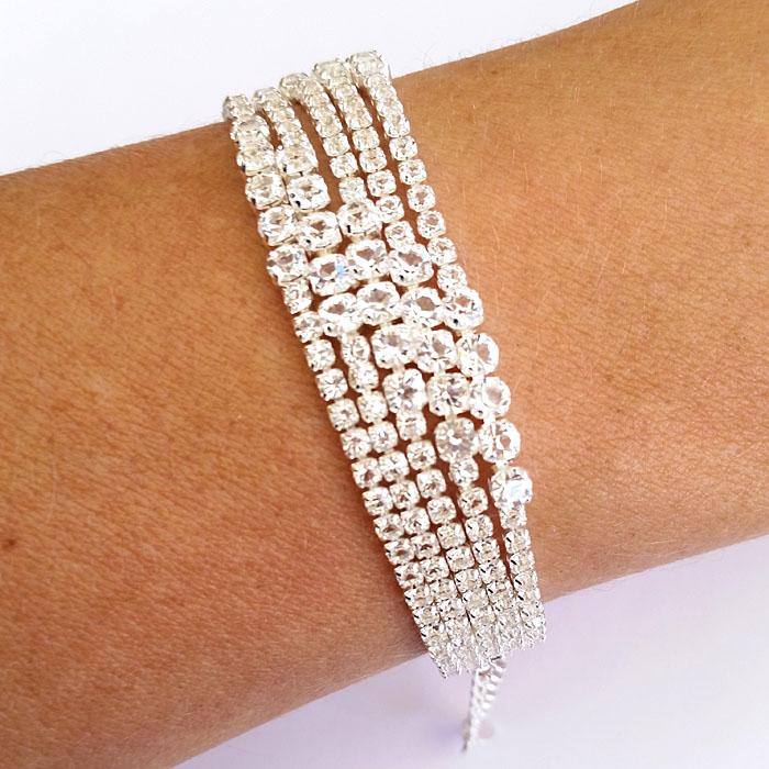 Shimmering Delight Bracelet