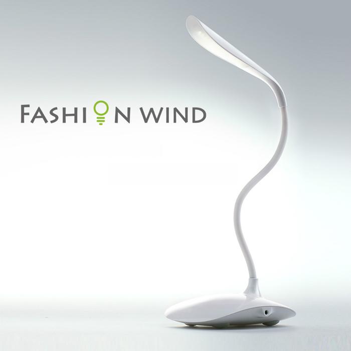 Amazing And Stylish Sensor Led Desk Light Usb Rechargeable