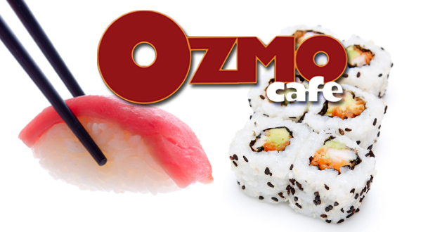 Enjoy a delicious 28-piece sushi platter for two at Ozmo Cafe (Rosebank), for R150 (value R350)