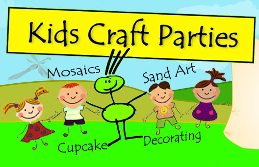 Keep your little ones entertained with a fun kids' arts and crafts kit from Kids Craft Parties (Randburg) for R75 (value R125)