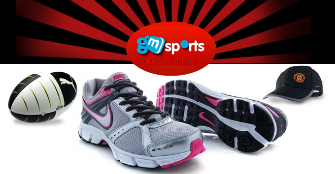 Get a R200 voucher from GM Sports for only R80