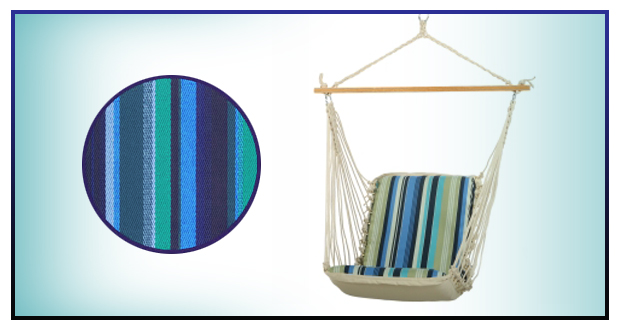 Get ready for summer with this special Hammock chair for R349 (value: R599) - includes nationwide delivery