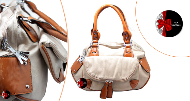 Get a gorgeous Ava Morrison handbag from P&H boutique for only R399 (value R650)