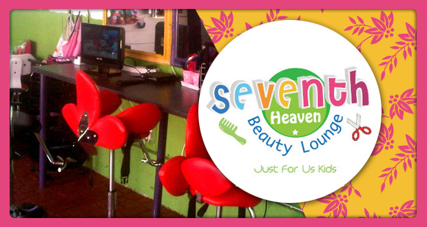 Pamper your child with either a manicure, pedicure or facial for only R45 from Seventh Heaven Beauty Lounge (value: R90)
