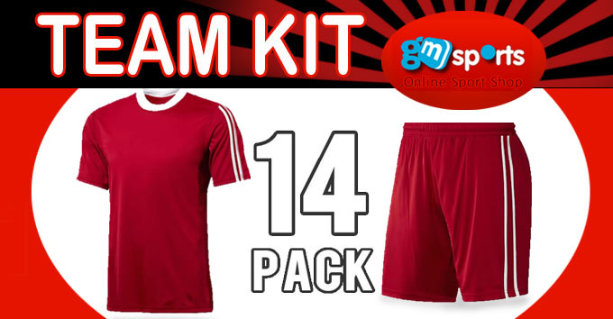 Part of a team? Get these (14 pairs) snazzy team kits for R1499 (Value R2999 for all 14 pairs) !!