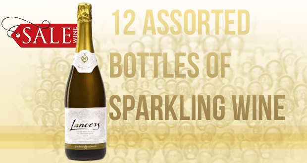 Spring special: Get a case of IMPORTED Sparkling wines for only R999 (value R1450)