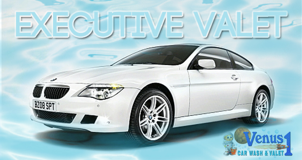 Treat your car to the Executive Valet service from Venus 1 (Bryanston, JHB) for only R199 (value R400)