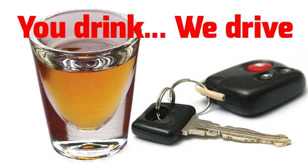 Don't Drink and Drive. Get a 6 month membership to Booze Butler, the safe alternative to drinking and driving. Only R249 (value R500)