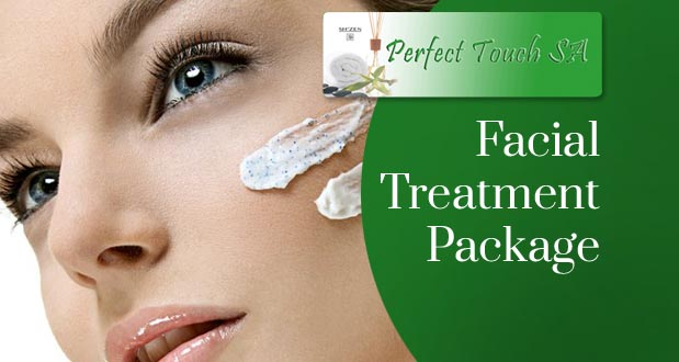 Get Perfect Touch's facial package: 4 full facials for just R299 (value R1200)(Edenvale)