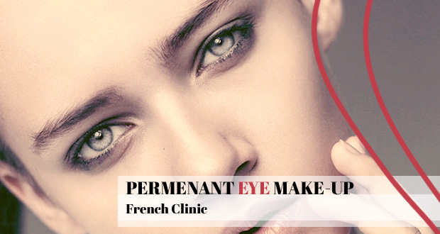 Get rid of that old eye-liner and try permanent eye make-up from the French Clinic for R699 (value R1500)(Bedfordview, JHB)