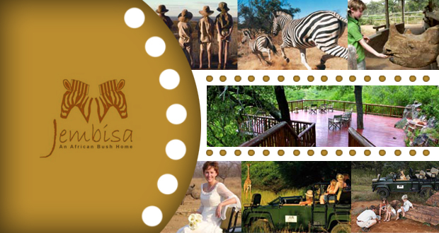 Escape to the exclusive Jembisa Palala river cottages (self catering - Limpopo) for a 3 night stay for R780 (value R1 560)