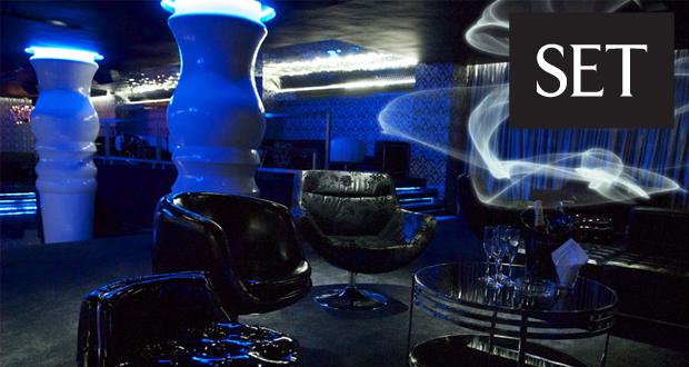 VIP access and complimentary drink for two at SET nightclub for only R99 (value R360) (Rosebank, Jhb)