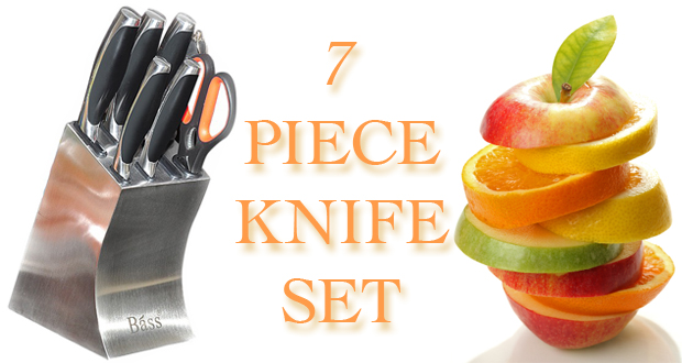 Top quality Bass knife set for just R449 (value R899) (includes nationwide courier)