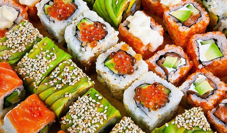 Seafood Platter, Bottomless Sushi, Stir Fry & More