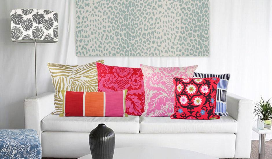 Elegant Furniture & Classy Cushions, up to 60% Off