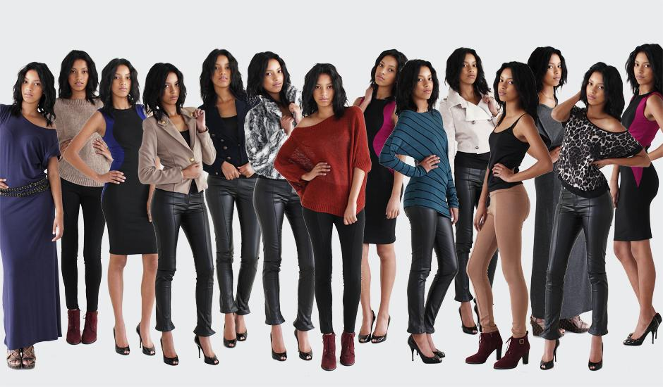 Lux Euro Fashion & Chic Boutique Items From R169