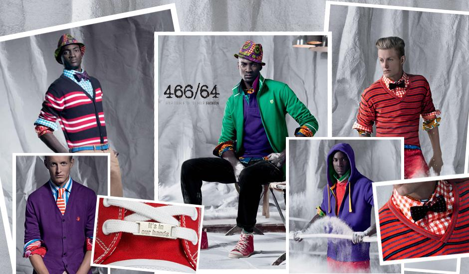 Celebrate & Back Madiba with Afro-casual Men Fashion