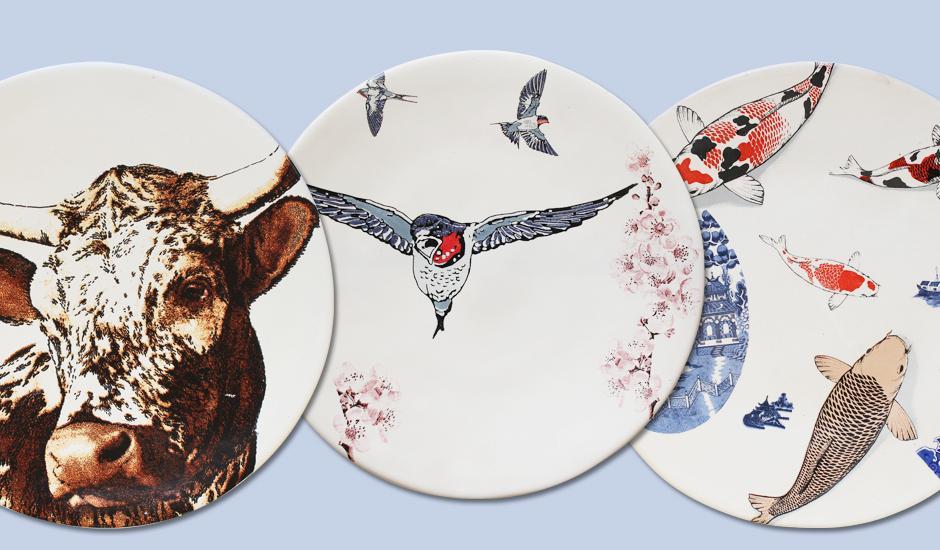 Entertain with Gorgeous, Award-winning Tableware