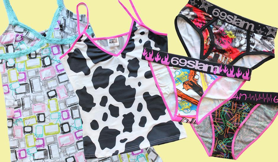 Own Funky, Imported Designer Lingerie & Undies