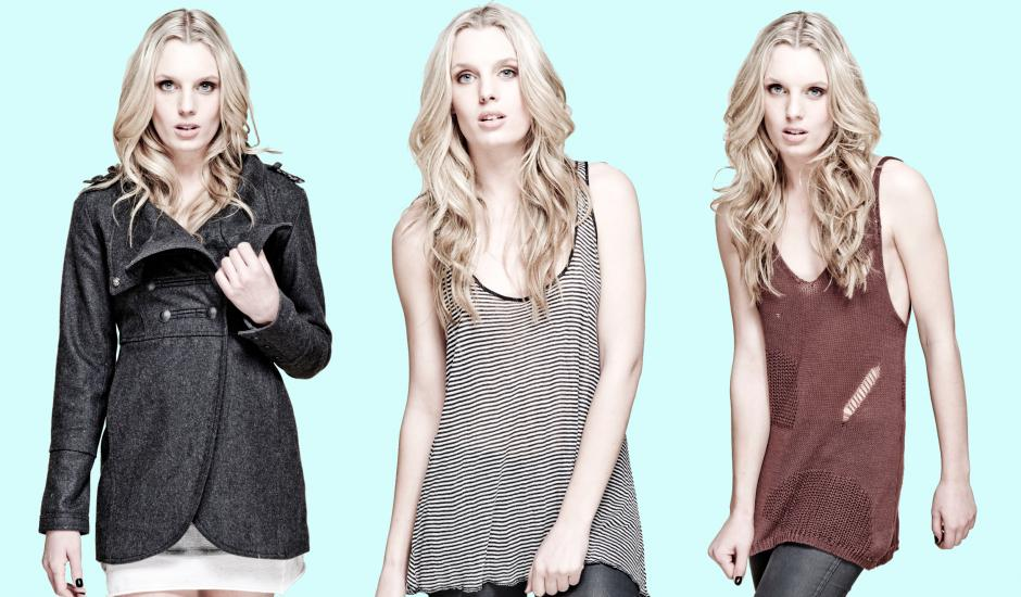 Imported Chic-Casual Fashion, Up to 40% off