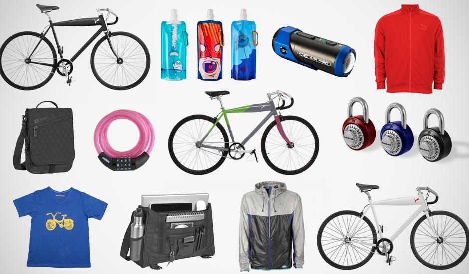 Urban Cycling Essentials Curated by the Experts
