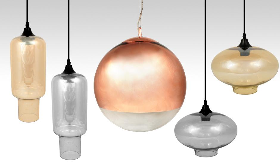Lights with Luster & Mesmerising Pendant Pieces