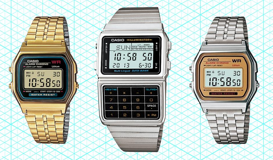 Vintage Watches for the Hip, Geeky & Nostalgic
