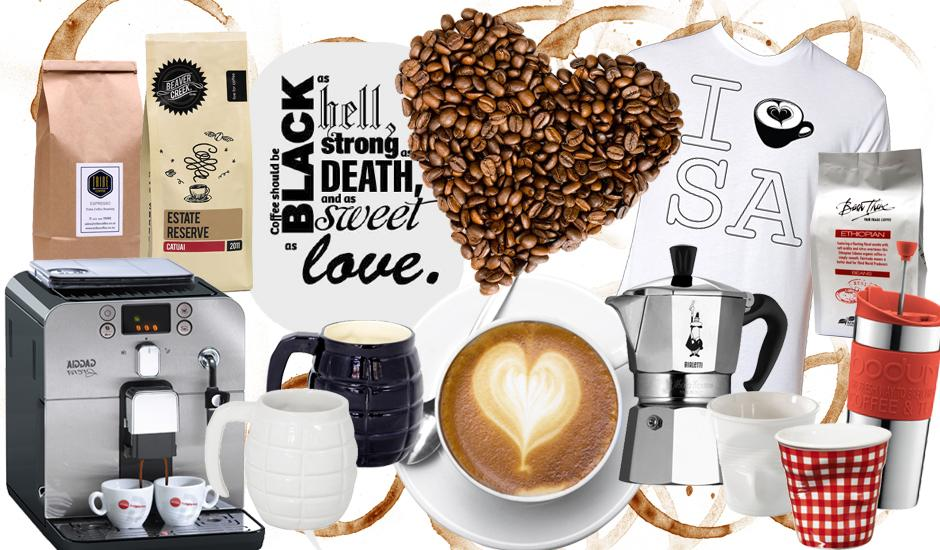 A Curated Collection for The Coffee Aficionado