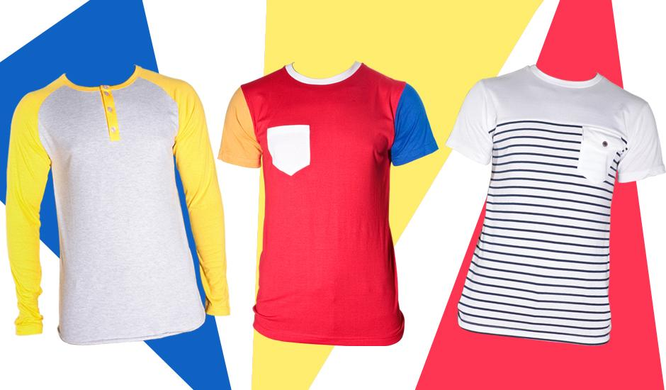 Back to Basics: Essential Summer Tees, From R69