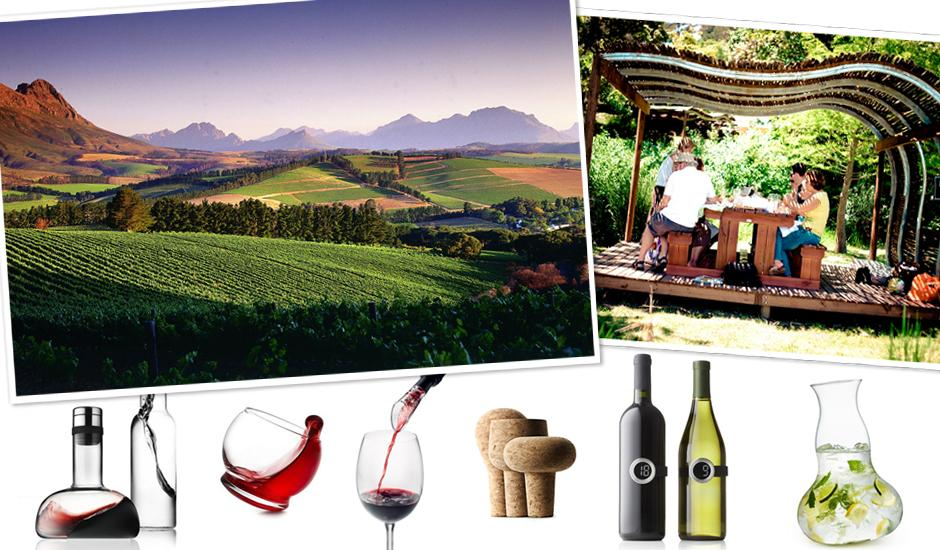 Ultimate Winelands Experience & Design for Wine