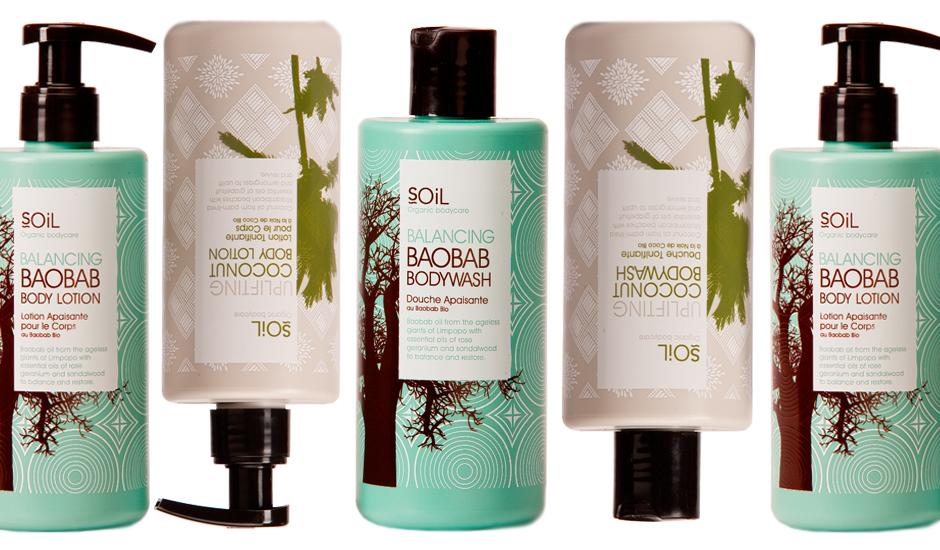 Invigorating Certified Organic Body Products