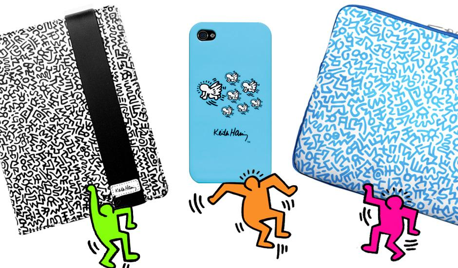 Covers & Cases by the Renowned Keith Haring