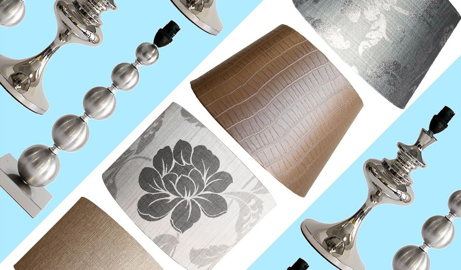 Lustrous Lampshades & Stands