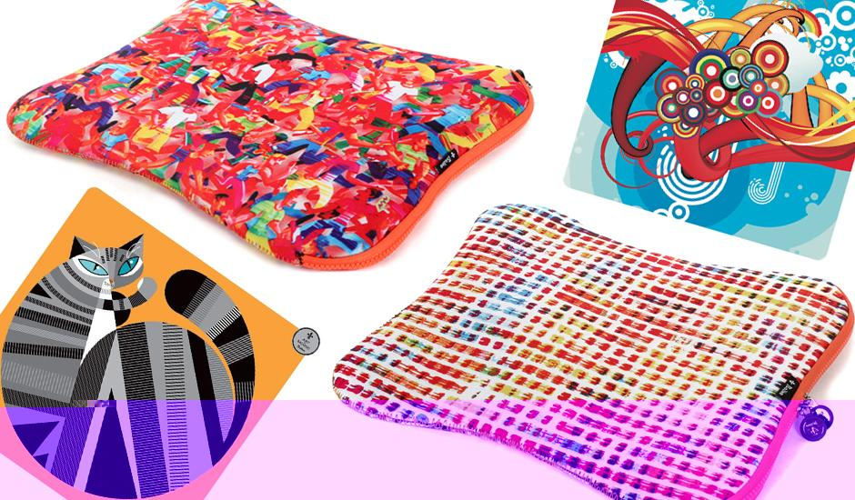 Laptop Sleeves, MacBook Hardshells & Mouse Pads