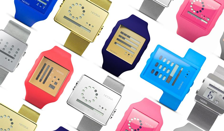 Fun & Futuristic Concept Watches