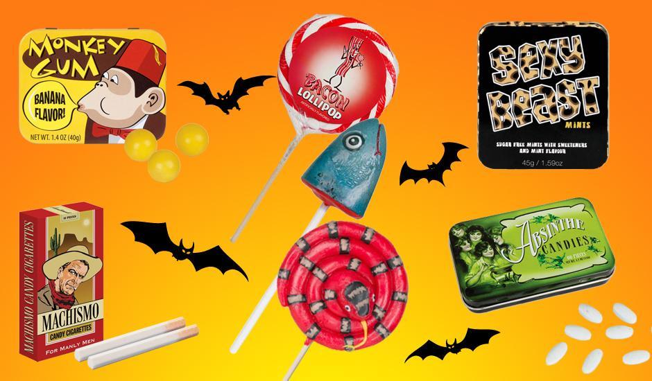 Hilarious & Naughty Halloween Candy