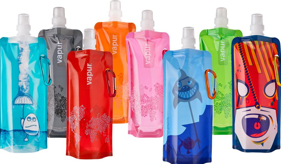 Winning Water Bottles: Reusable, Foldable & Fun