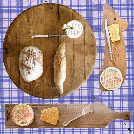 Upcycled French Oak Culinary Boards