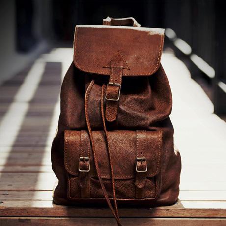 90a4b5b591 Original Genuine Leather Backpacks