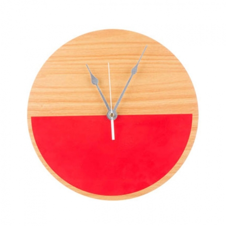 Ltd Ed. Bold Geometric Wall Clocks