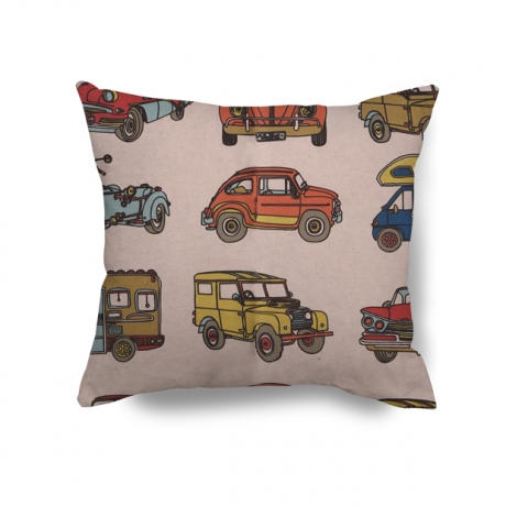 Cushion Covers with Stylised Prints