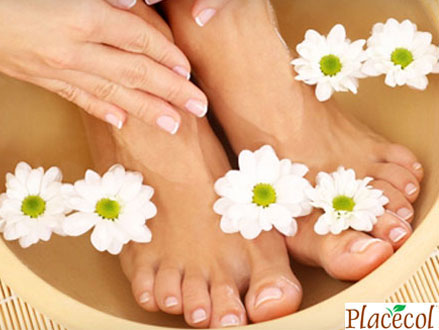 Pay R180 for a Duo Treatment Including Pro polish Hands(manicure with gel) and a Spa Pedicure (cold paraffin wrap), valued at R370 for both treatments from Placécol in Norwood Mall. (52% off)