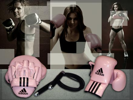 Get in Shape With Boxercise! Pay R599 for an adidas Ladies Boxercise Set, valued at R1099 from SNT Sports (46% off). Nationwide Delivery Included