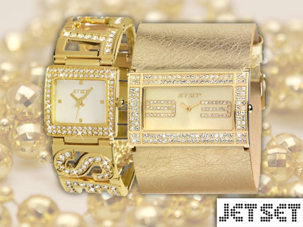 Pay R649 for 1 of 2 Jet Set Beverly Hills Ladies Watches, valued at R2239 from DealClick Watches (72% off). Nationwide Delivery Included